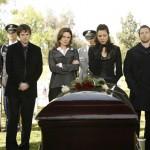 L'enterrement et les pompes funèbres