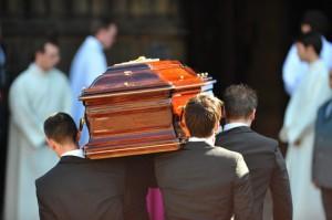 enterrement et pompes funèbres