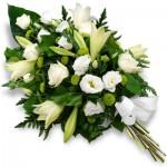 Fleurs de deuil et enterrement : que choisir?