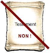 Contester un testament : ce qu'il faut savoir